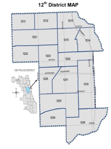 12th district map